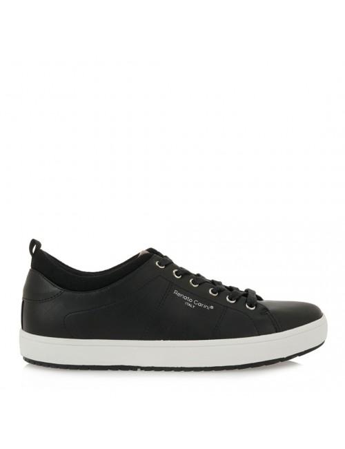 Ανδρικά Sneakers RENATO GARINI μαύρο L57008692531
